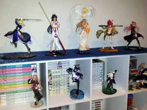 Figurines March 2014