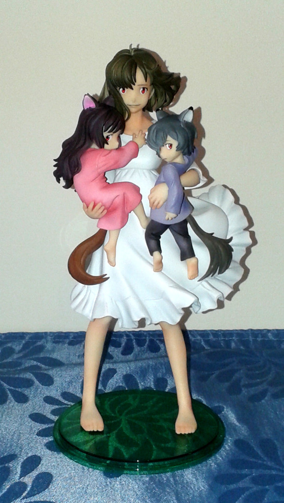 Hana, Yuki and Ame